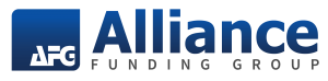 Logo for Alliance Funding Group